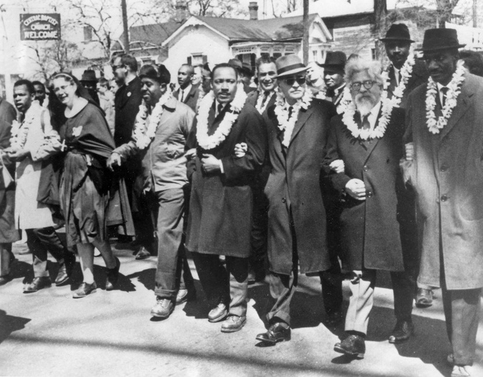 Dr-King-Marchers-Selma-Hawaiian-Lei